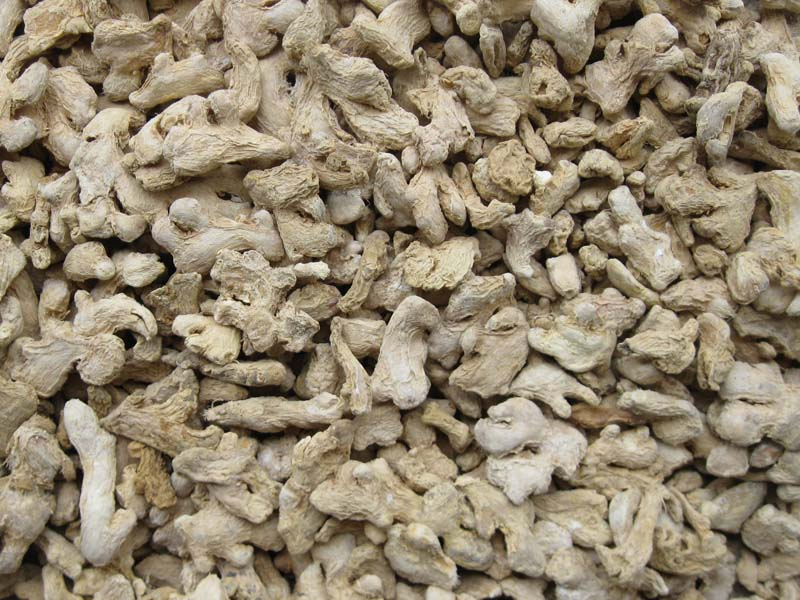 Dry Whole Ginger Grade B